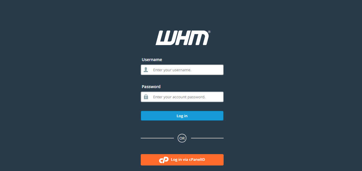 How to Create a cPanel Account in WHM?