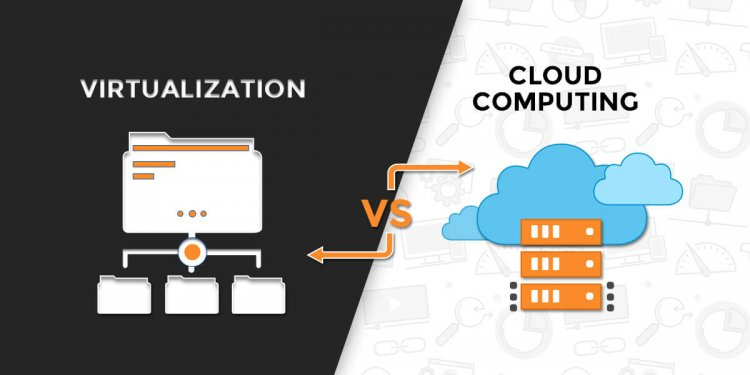 What's the Difference Between Virtualisation and Cloud Computing?
